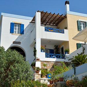Huize Anemona op Syros, 17 dagen