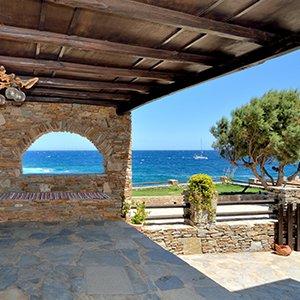 Huize Niriides op Kythnos, 10 dagen