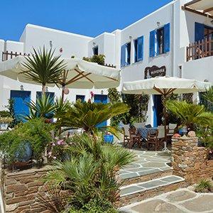 Huize Filoxenia op Kythnos, 24 dagen