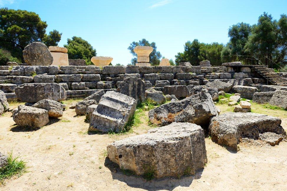 Olympia Peloponnesos