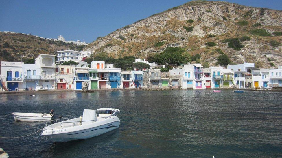 Milos, Griekenland