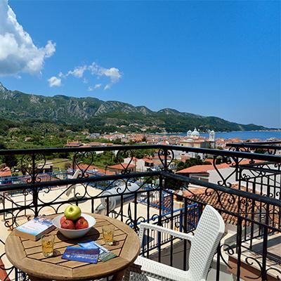 Huize Green Hill op Samos, 8 dagen
