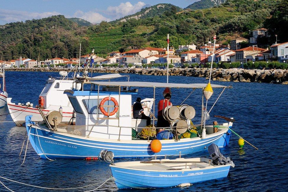 Agios Kinstantinos Samos