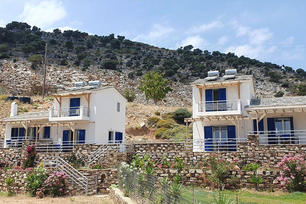 Blue SeaSide Studio's op Ikaria
