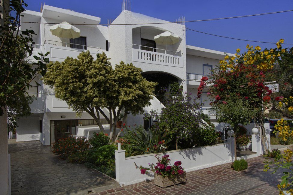 Huize George op Kreta