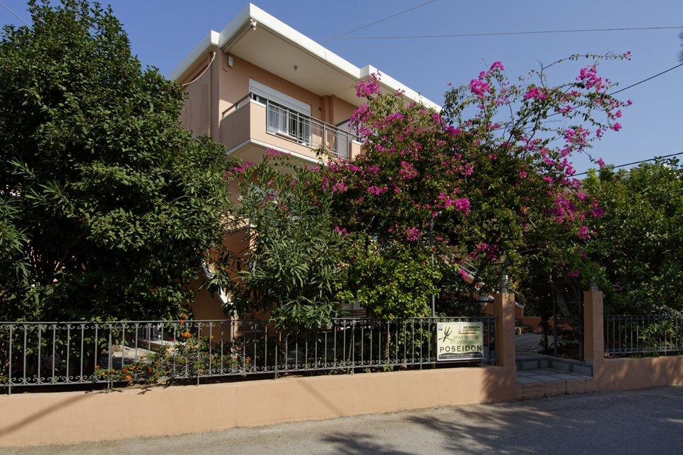 Poseidon appartementen Kreta