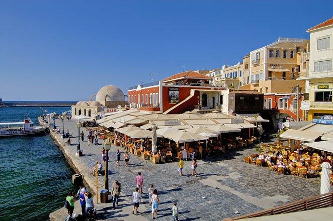 vakantie griekenland, bestemming west-kreta