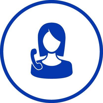 Telefonische hostess service