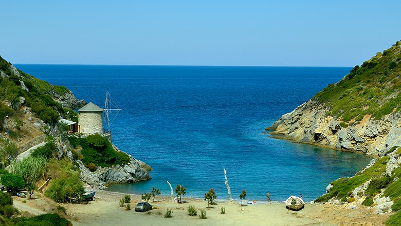 Gialia Alonissos, Griekenland