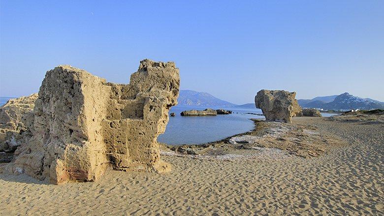 Bezienswaardigheid Skyros, Griekenland