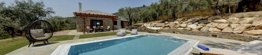 Villa Elea virtuele tour, Pilion