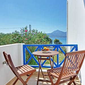 Nikos Sea View Appartementen op Milos, 10 dagen