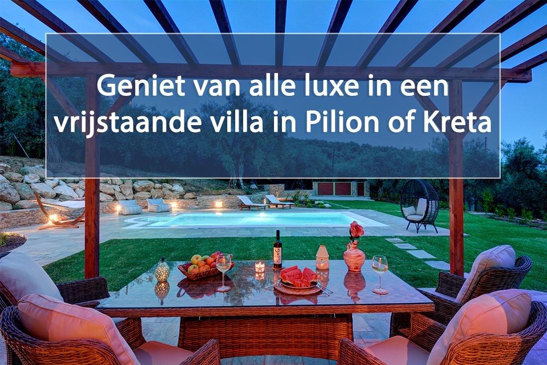Villa aanbiedingen